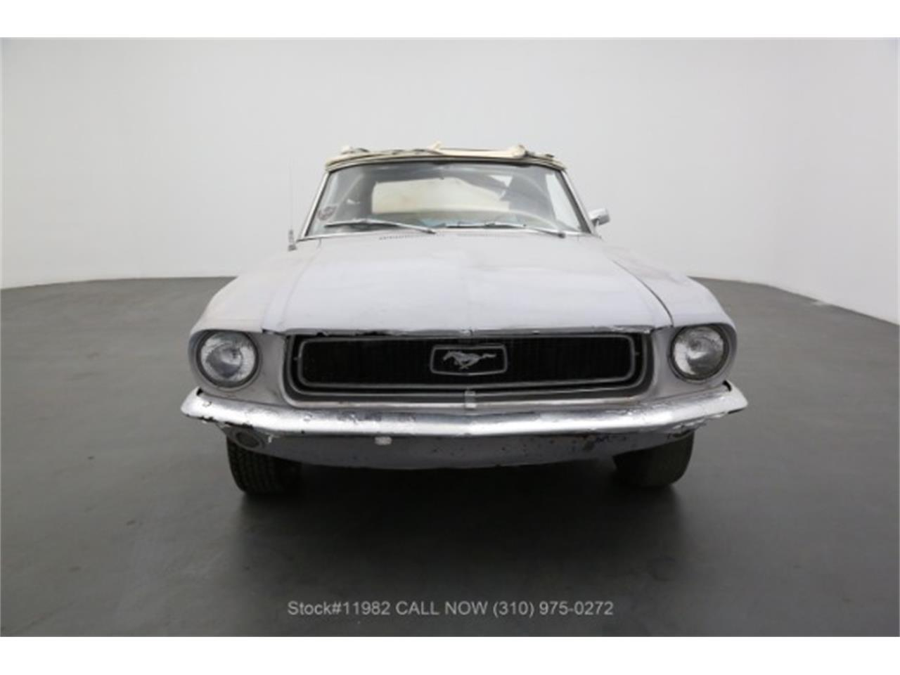 1968 Ford Mustang (CC-1355293) for sale in Beverly Hills, California