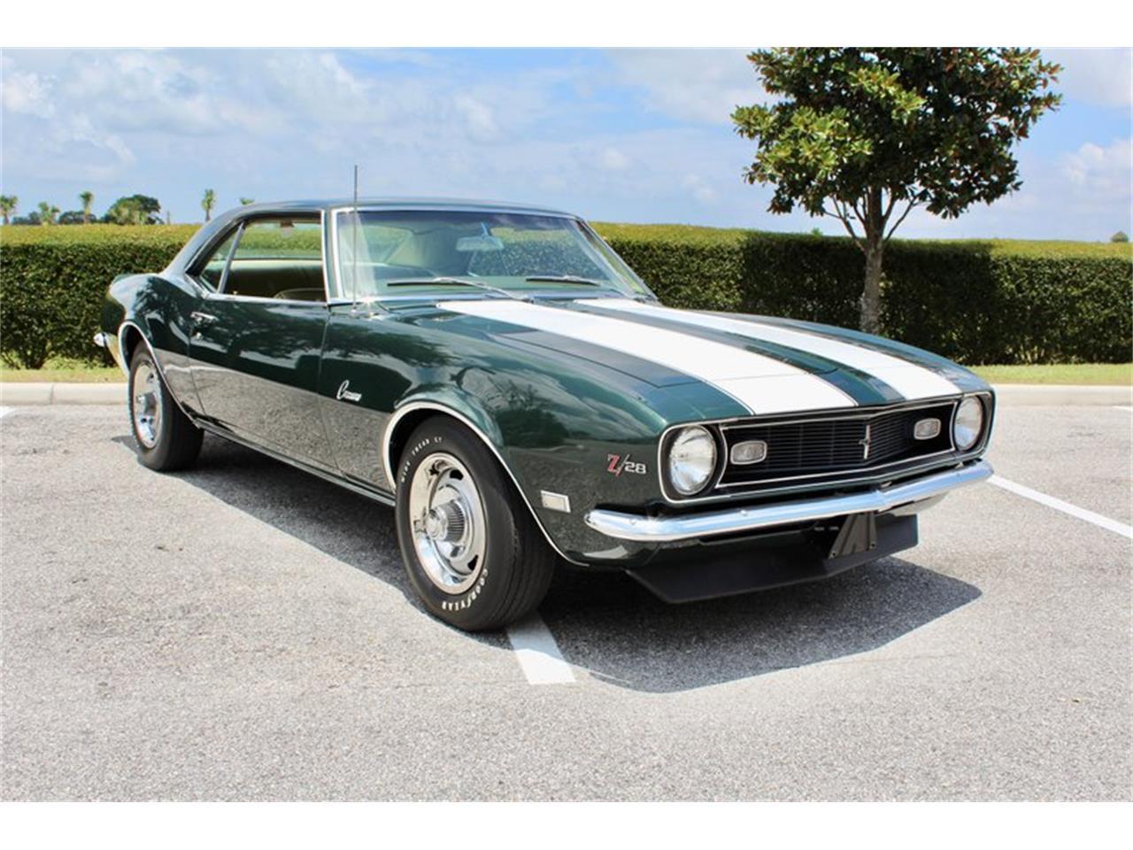 1968 Chevrolet Camaro (CC-1355306) for sale in Sarasota, Florida
