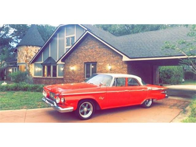 1961 Plymouth Fury (CC-1355312) for sale in Cadillac, Michigan
