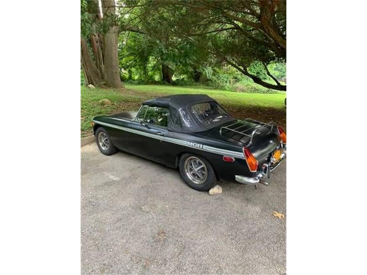 1974 MG MGB (CC-1355315) for sale in Cadillac, Michigan