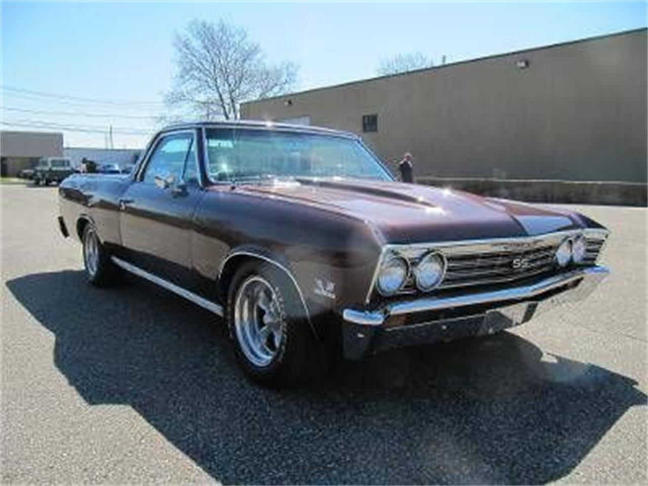1967 Chevrolet El Camino (CC-1355317) for sale in Cadillac, Michigan