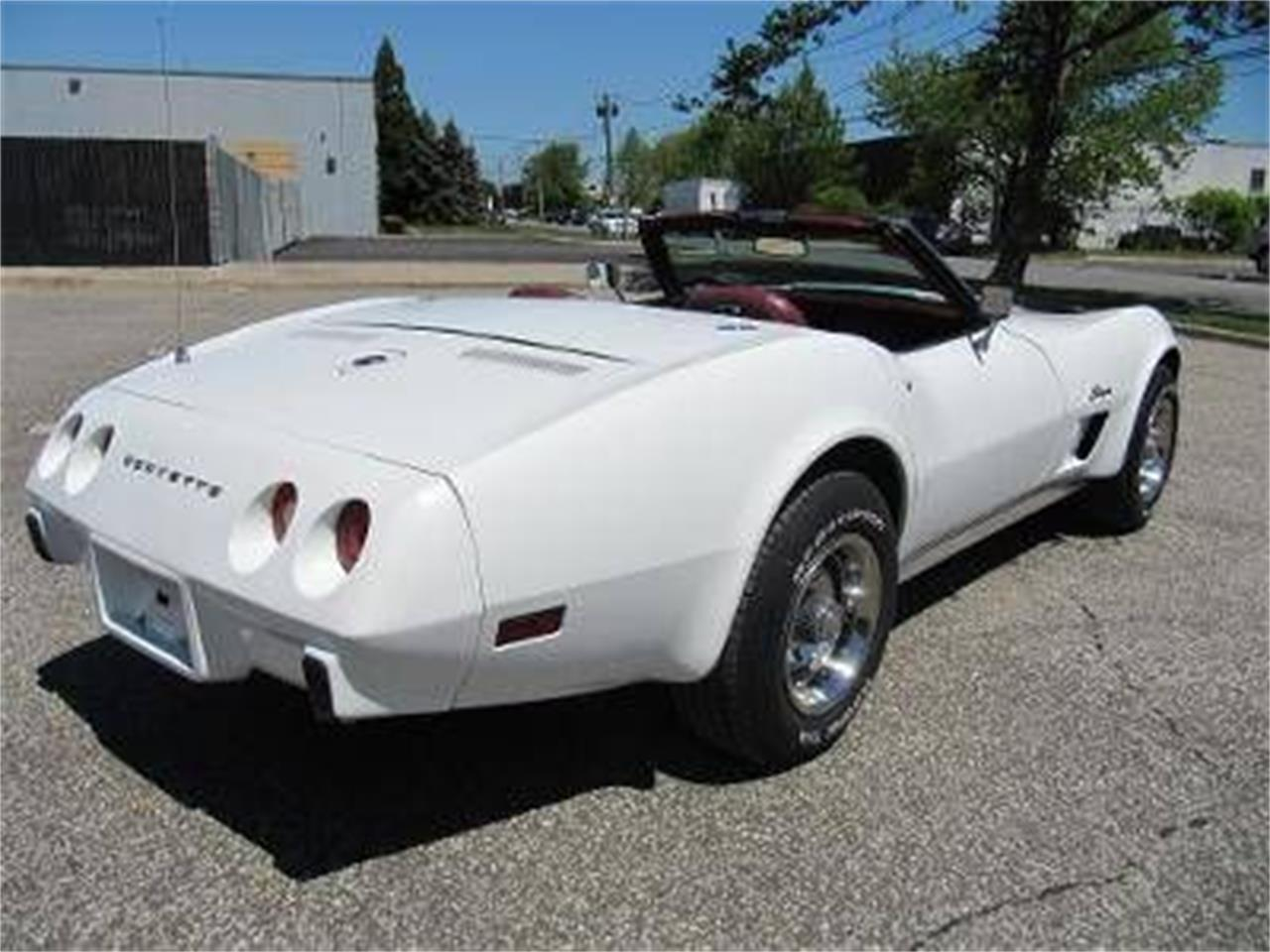 1975 Chevrolet Corvette (CC-1355319) for sale in Cadillac, Michigan