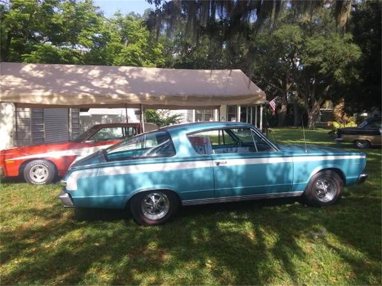 1966 Plymouth Barracuda (CC-1355336) for sale in Cadillac, Michigan