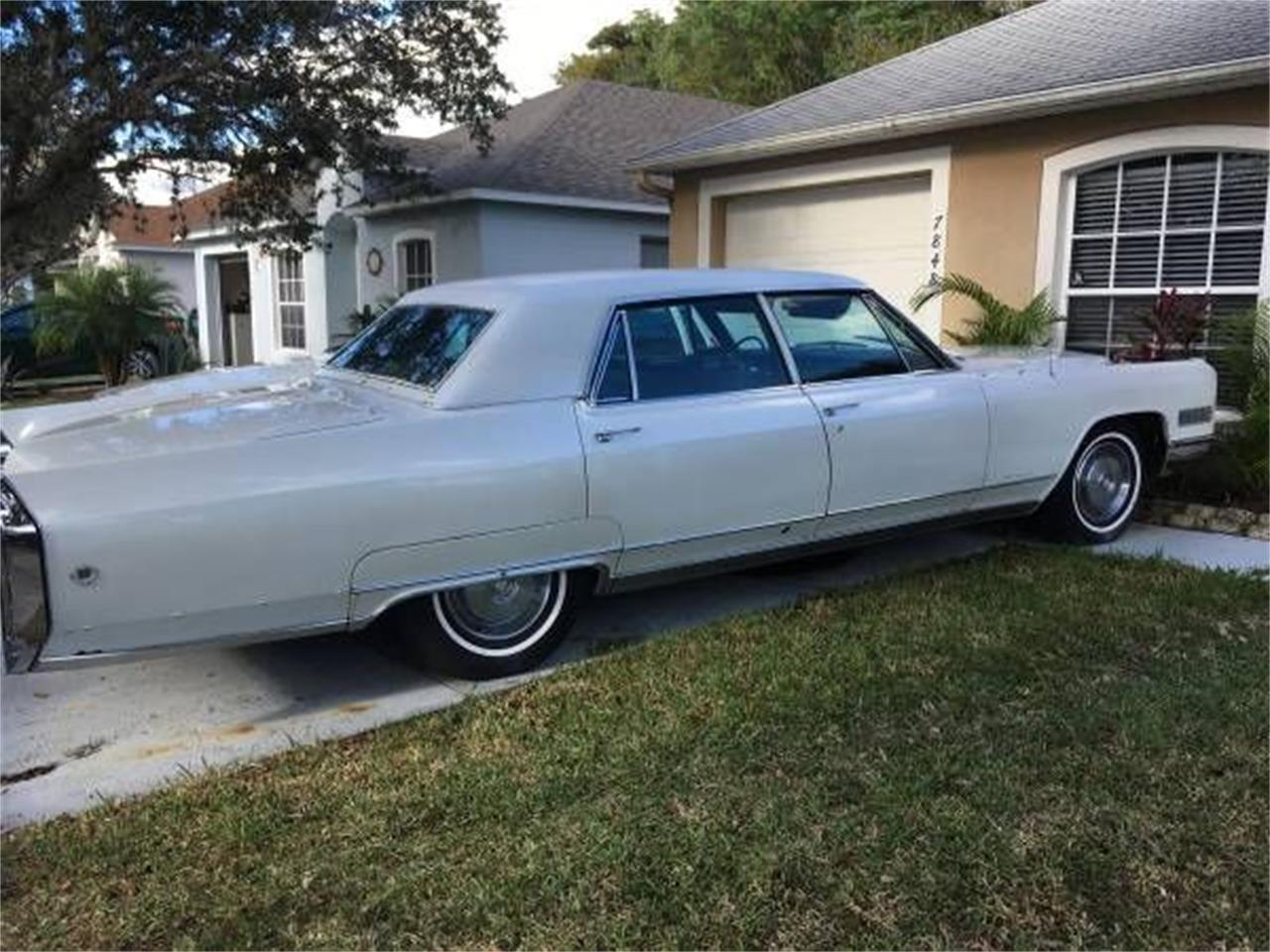 1966 Cadillac Fleetwood (CC-1355339) for sale in Cadillac, Michigan