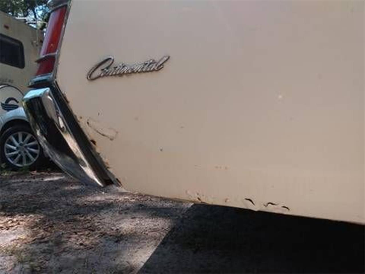 1969 Lincoln Continental (CC-1355342) for sale in Cadillac, Michigan