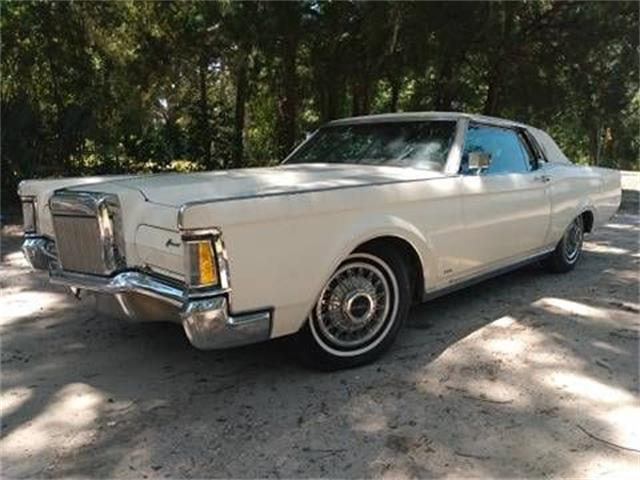 1969 Lincoln Continental (CC-1355342) for sale in Cadillac, Michigan
