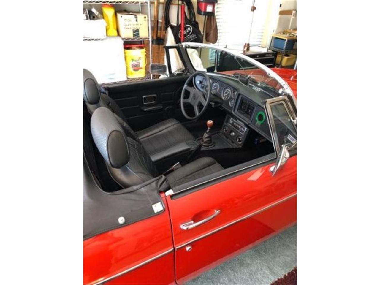 1977 MG MGB (CC-1355347) for sale in Cadillac, Michigan