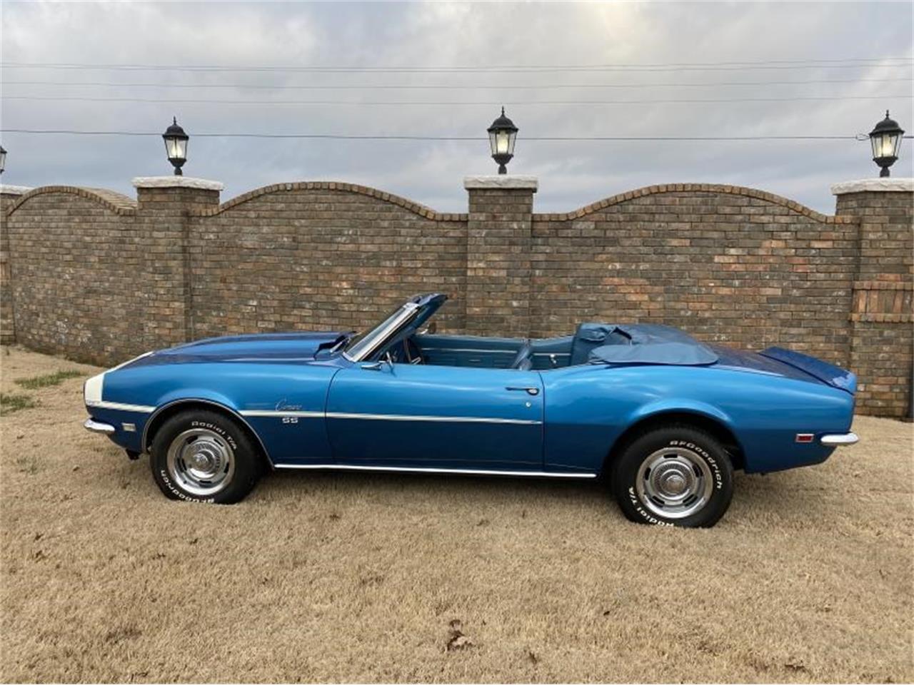 1968 Chevrolet Camaro (CC-1350535) for sale in Colcord, Oklahoma