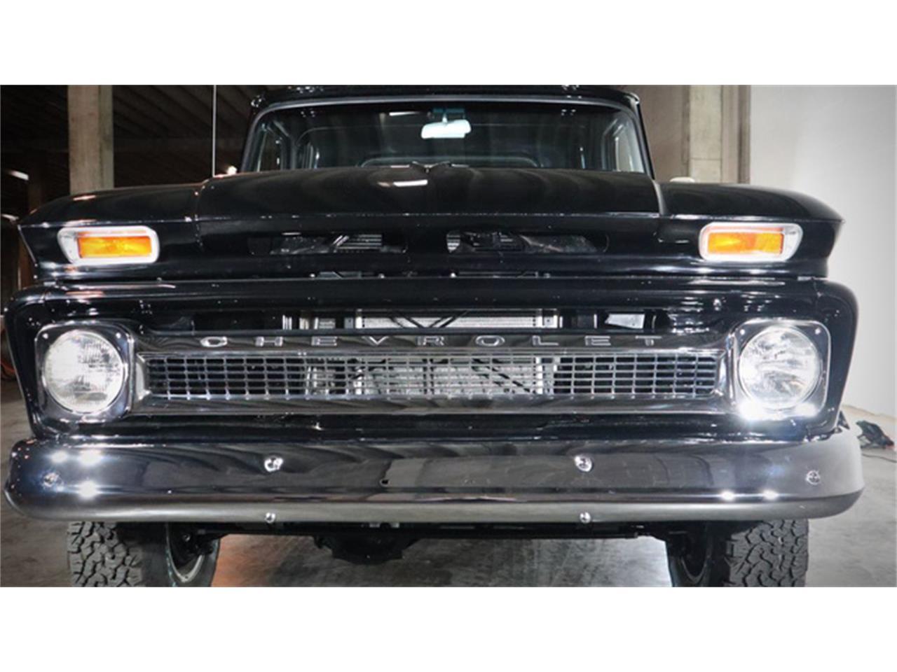 1966 Chevrolet C10 (CC-1355355) for sale in Jackson, Mississippi