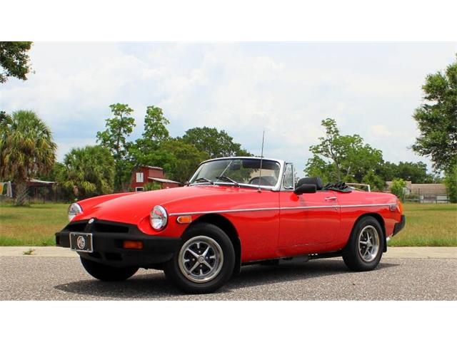 1978 MG MGB (CC-1355357) for sale in Clearwater, Florida