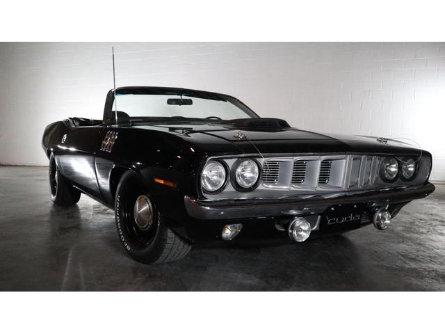 1971 Plymouth Cuda (CC-1355358) for sale in Jackson, Mississippi