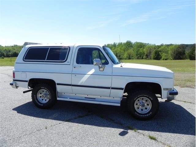 1990 Chevrolet Blazer (CC-1355362) for sale in Greensboro, North Carolina