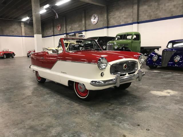 1960 Nash Metropolitan (CC-1355364) for sale in Jackson, Mississippi