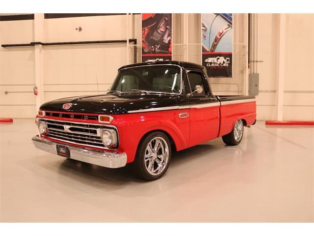 1966 Ford F100 (CC-1355365) for sale in Greensboro, North Carolina