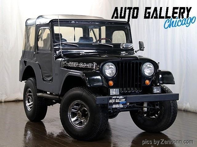 1969 Jeep CJ5 (CC-1355380) for sale in Addison, Illinois