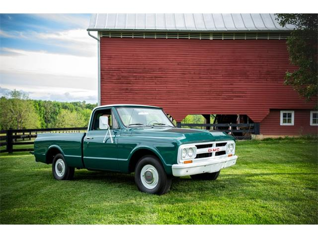 1967 GMC Pickup (CC-1355382) for sale in Greensboro, North Carolina