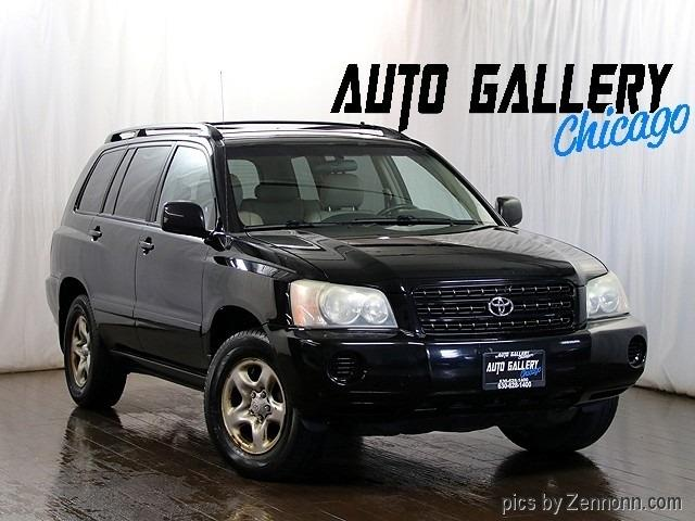 2002 Toyota Highlander (CC-1355384) for sale in Addison, Illinois