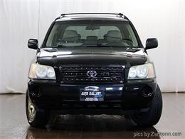 2002 Toyota Highlander (CC-1355384) for sale in Addison, Illinois