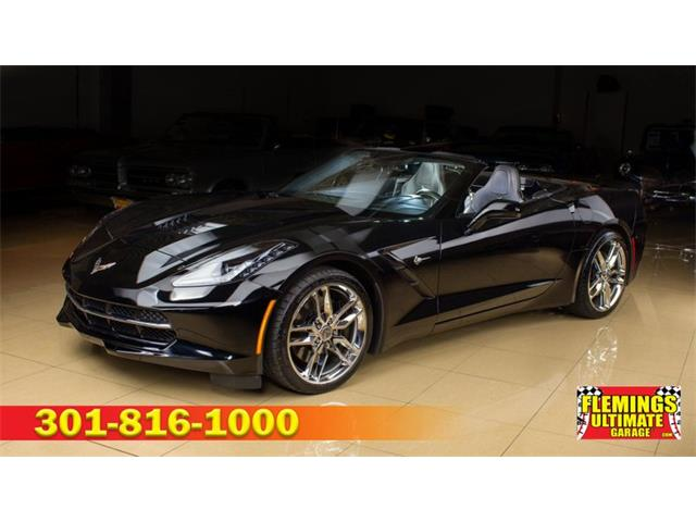 2015 Chevrolet Corvette (CC-1355392) for sale in Rockville, Maryland