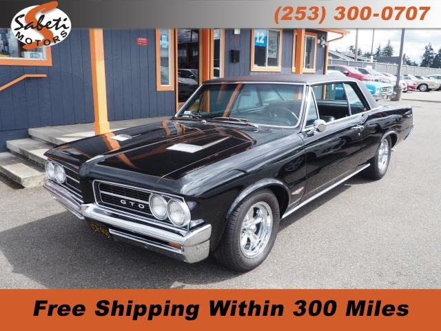 1964 Pontiac GTO (CC-1350540) for sale in Tacoma, Washington