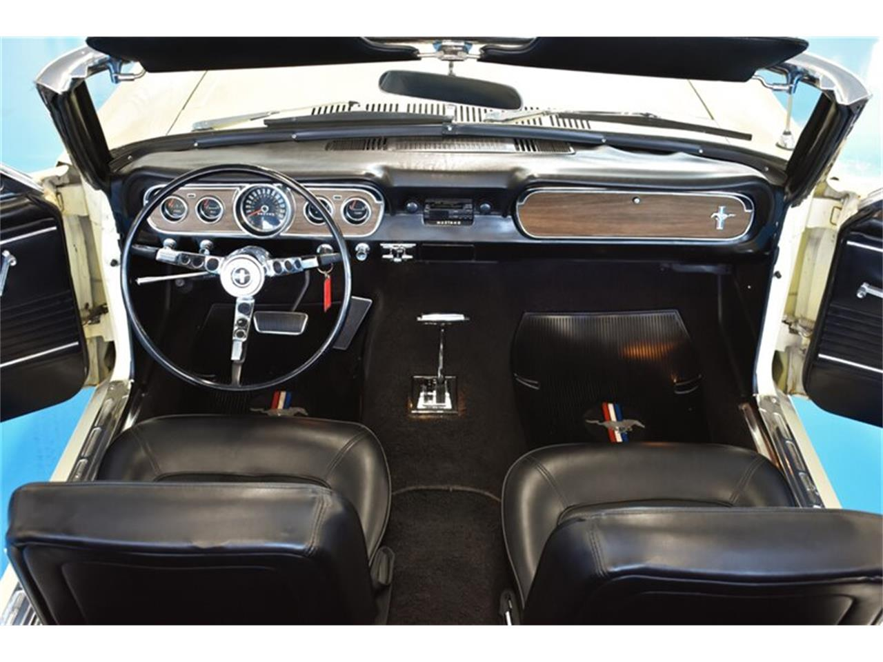 1966 Ford Mustang (CC-1355410) for sale in Springfield, Ohio