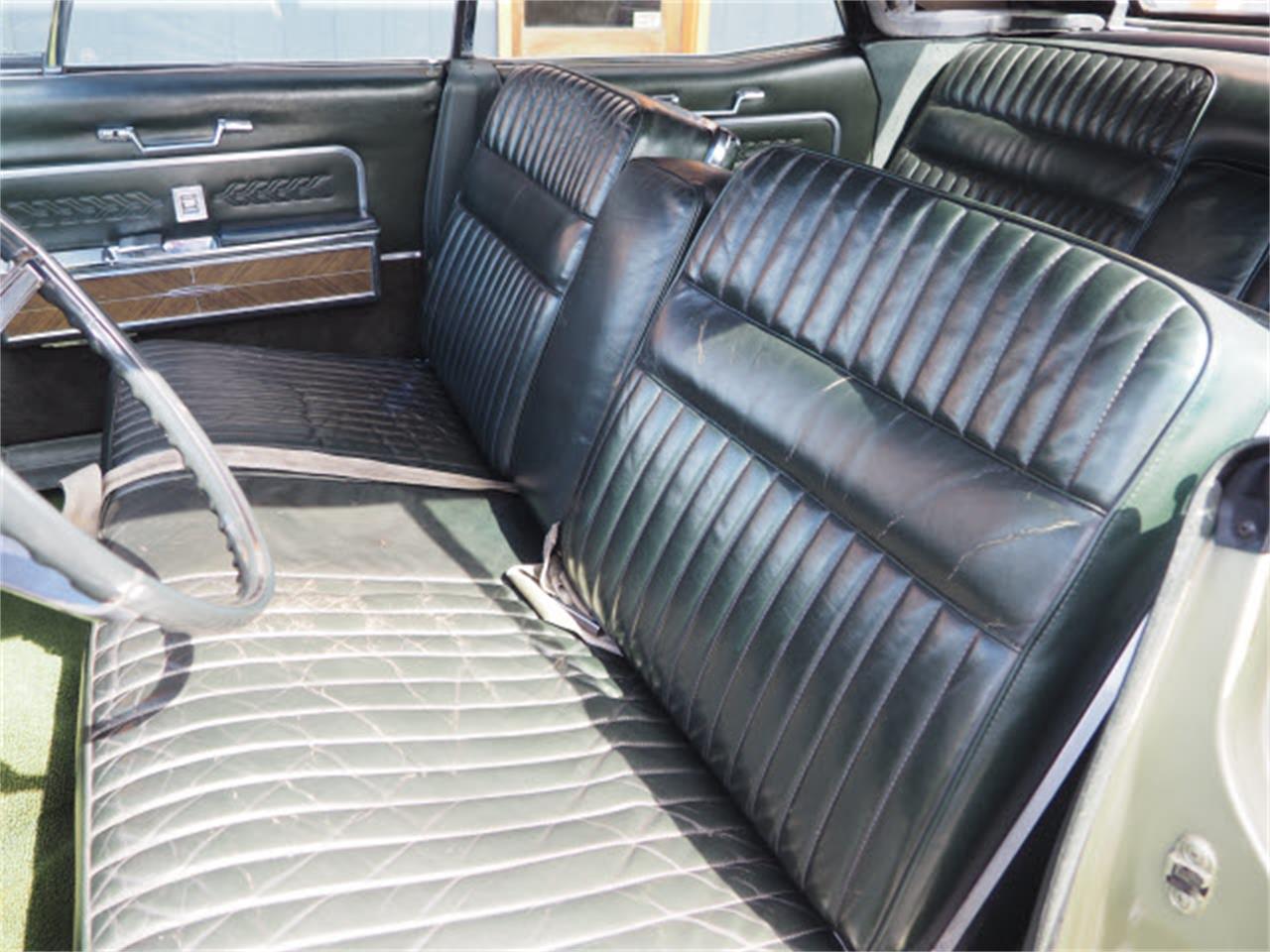 1966 Lincoln Continental (CC-1350542) for sale in Tacoma, Washington