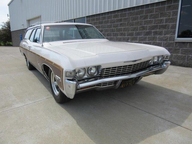 1968 Chevrolet Caprice (CC-1355427) for sale in Greenwood, Indiana