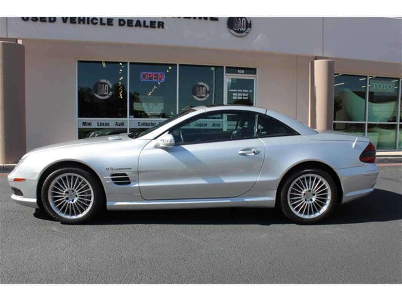 2003 Mercedes-Benz SL-Class (CC-1355434) for sale in Scottsdale, Arizona