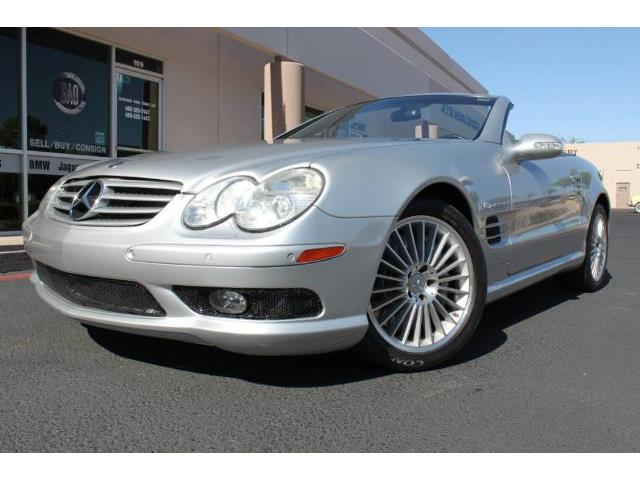 2003 Mercedes-Benz SL-Class (CC-1355434) for sale in Scottsdale, Arizona