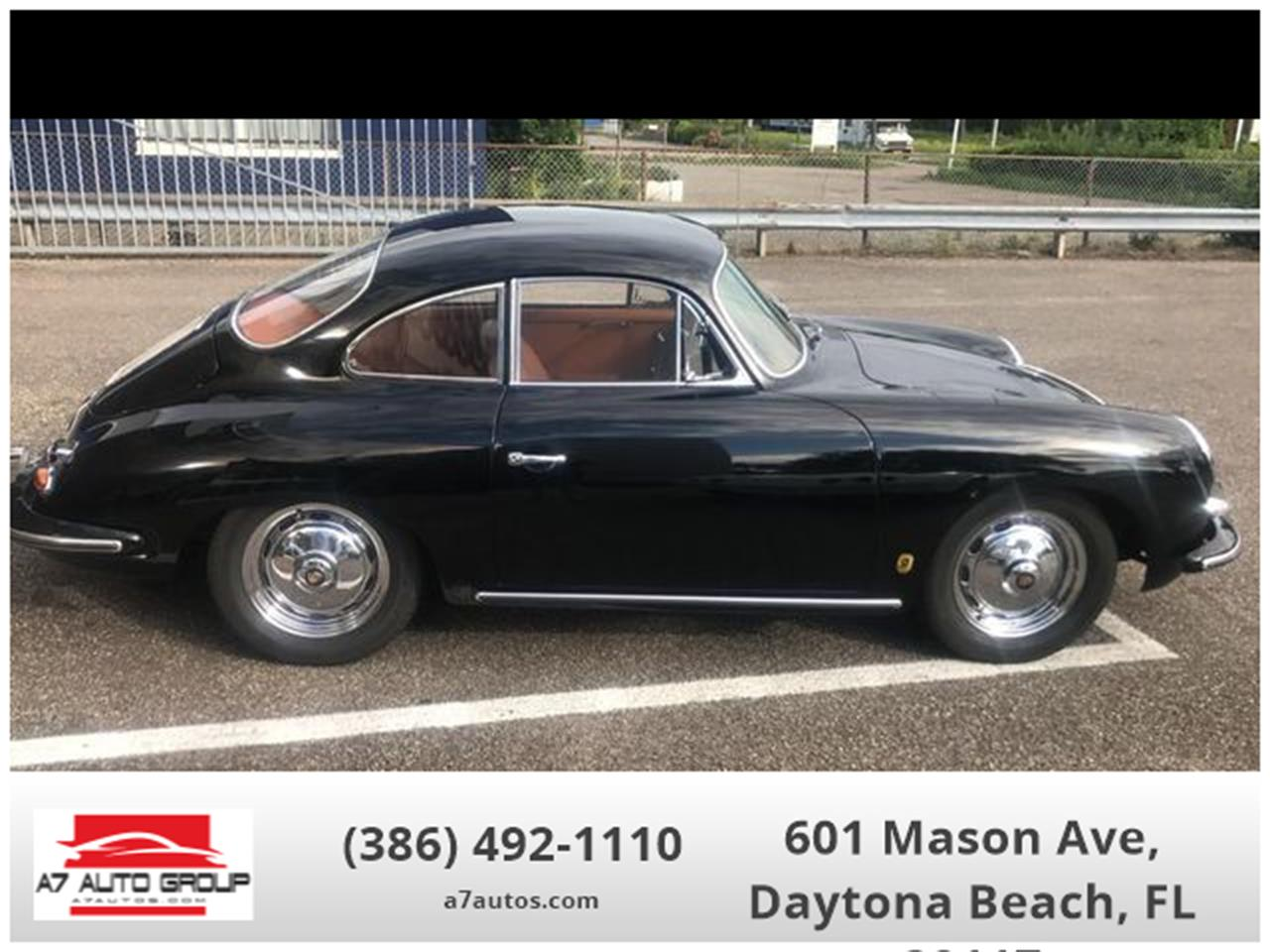 1962 Porsche 356 (CC-1355456) for sale in Holly Hill, Florida