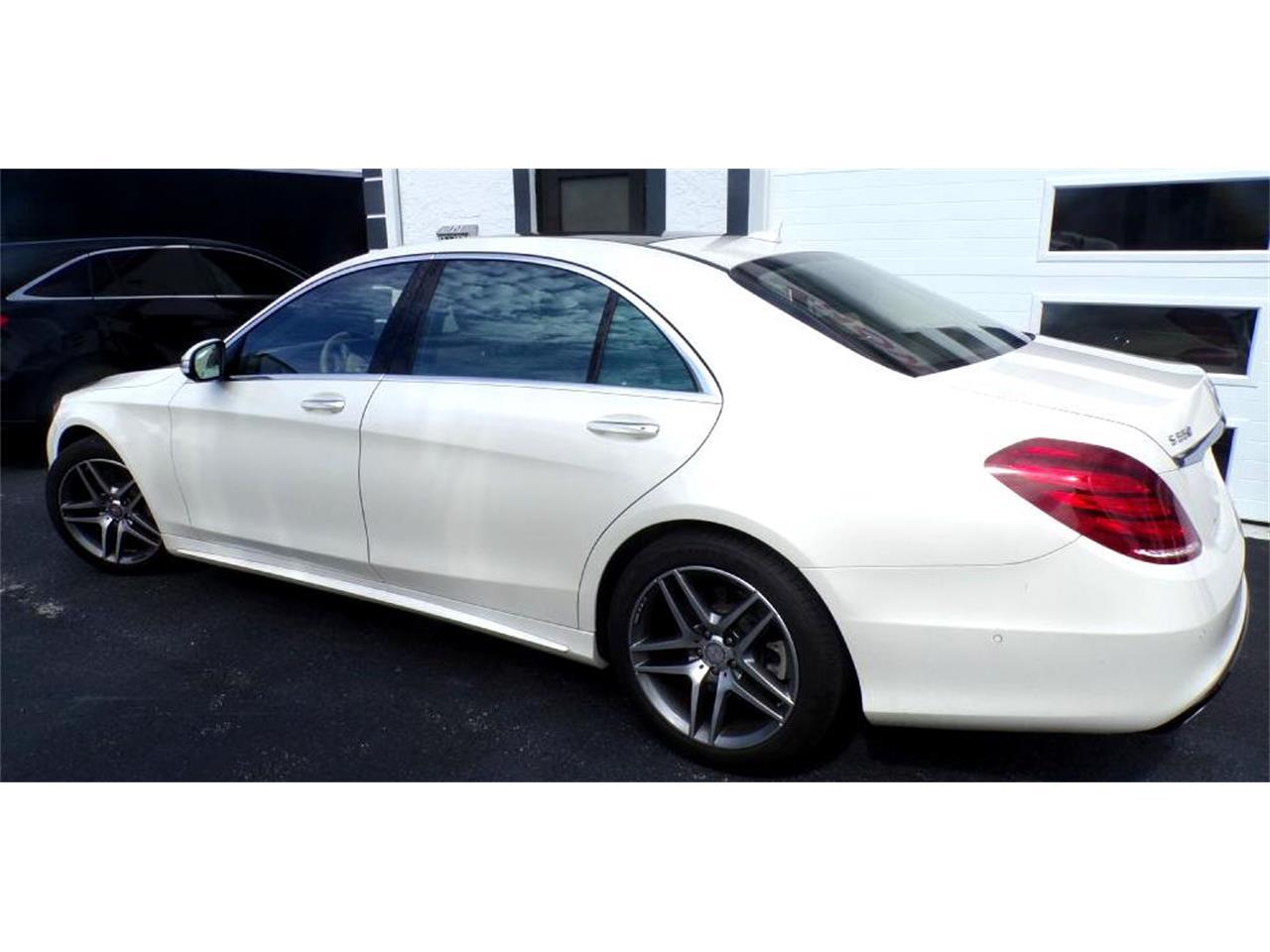 2015 Mercedes-Benz S-Class (CC-1355458) for sale in Boca Raton, Florida