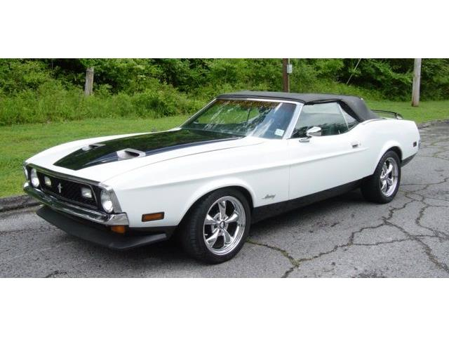 1971 Ford Mustang (CC-1350546) for sale in Hendersonville, Tennessee