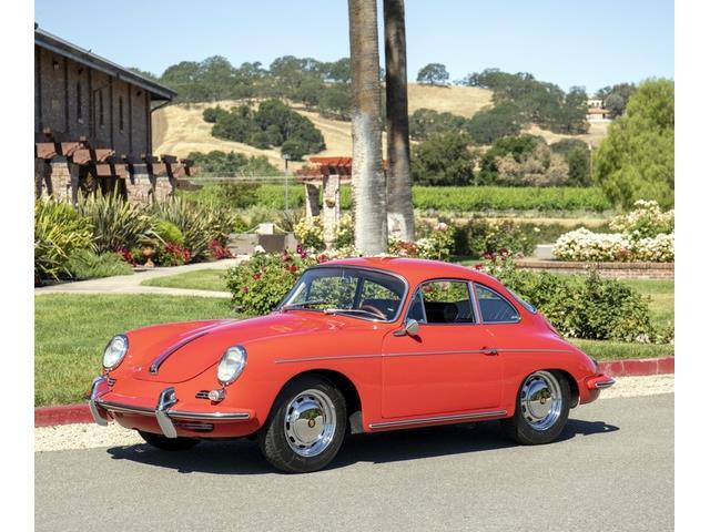 1965 Porsche 356 (CC-1355471) for sale in Pleasanton, California