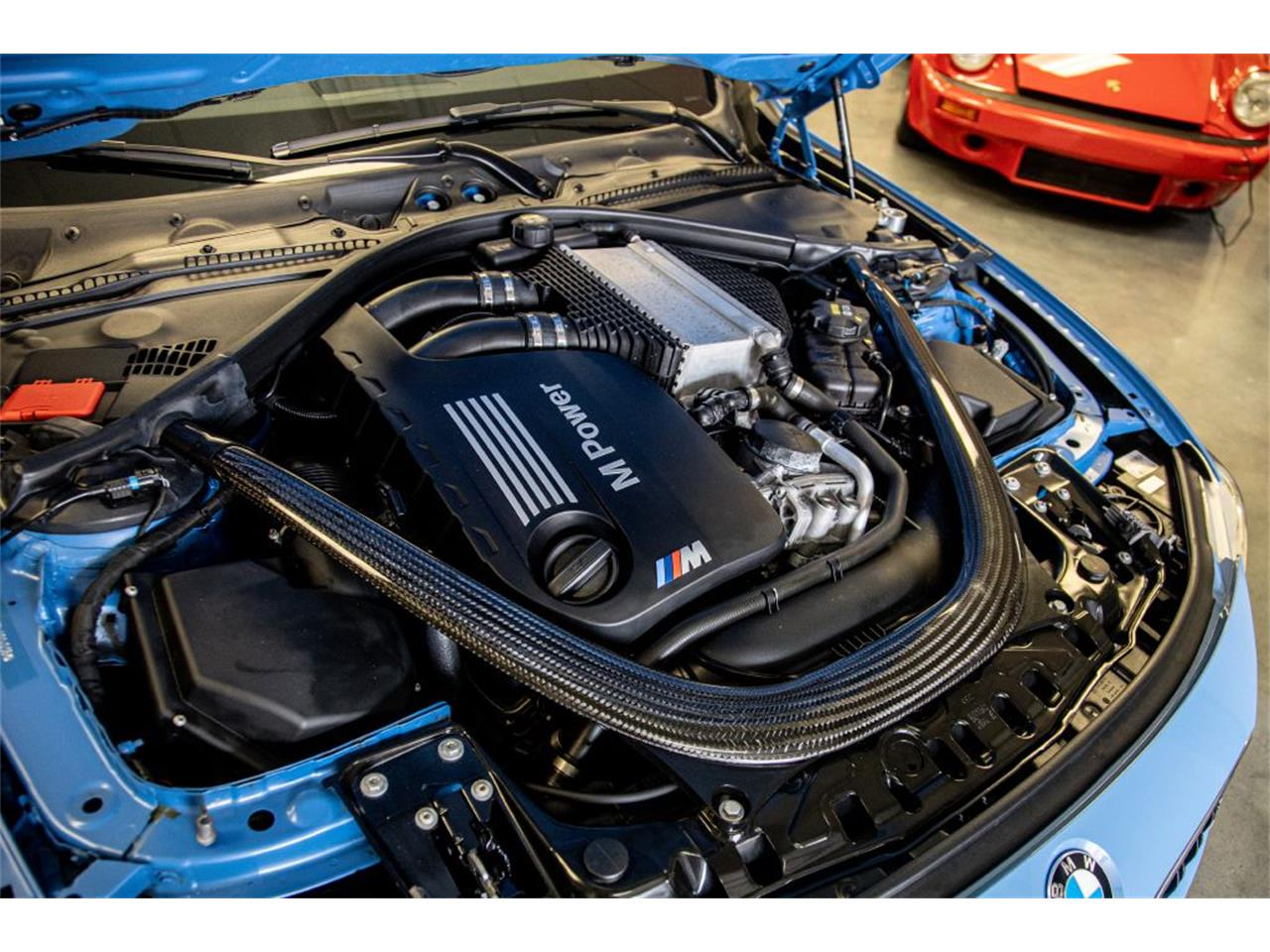 2017 BMW M4 (CC-1355475) for sale in Houston, Texas