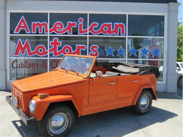 1973 Volkswagen Thing (CC-1355477) for sale in San Jose, California