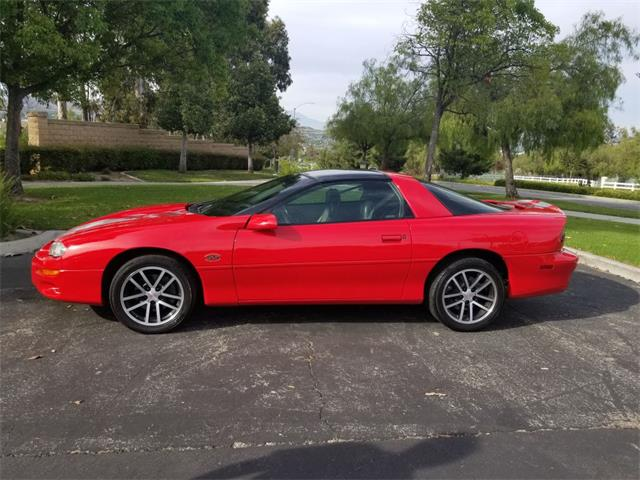 2002 Chevrolet Camaro (CC-1355483) for sale in Fullerton, California