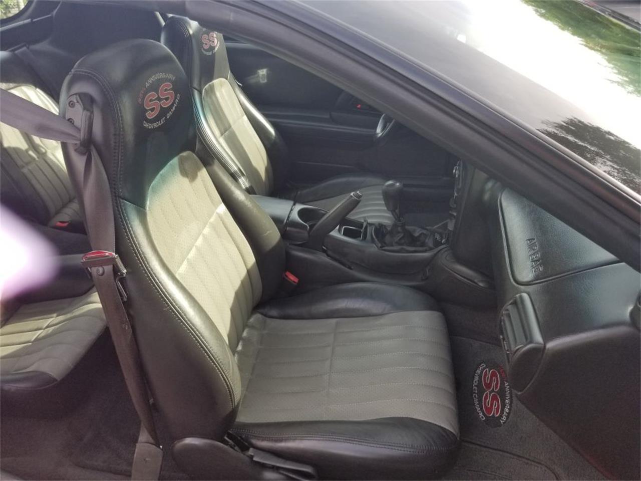 2002 Chevrolet Camaro (CC-1355483) for sale in Fullerton, California