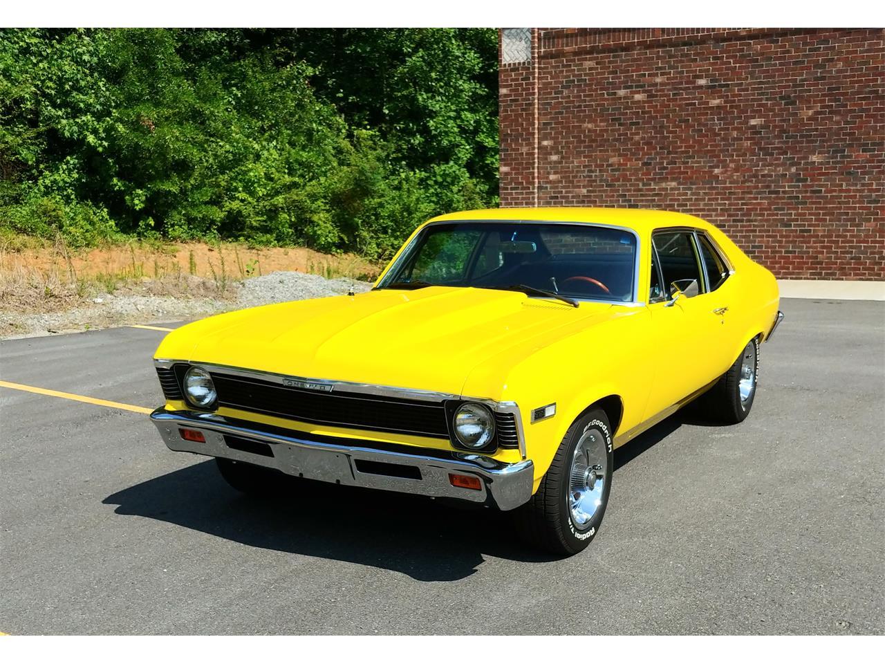 1968 Chevrolet Nova (CC-1355501) for sale in Cumming , Georgia