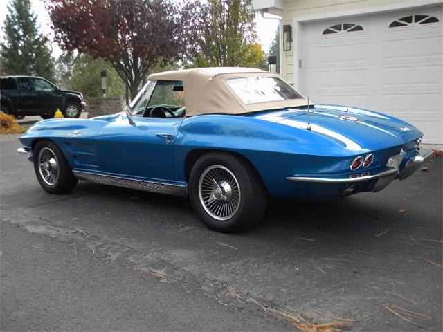 1963 Chevrolet Corvette (CC-1355506) for sale in Spokane, Washington