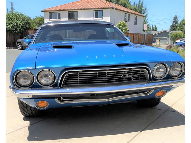 1974 Dodge Challenger (CC-1355522) for sale in Concord, California