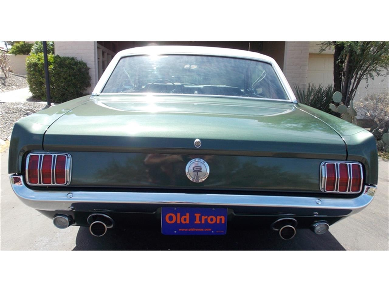 1966 Ford Mustang GT (CC-1355524) for sale in Tucson, AZ - Arizona