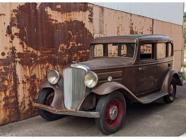 1932 Essex Terraplane (CC-1355527) for sale in Central, Virginia