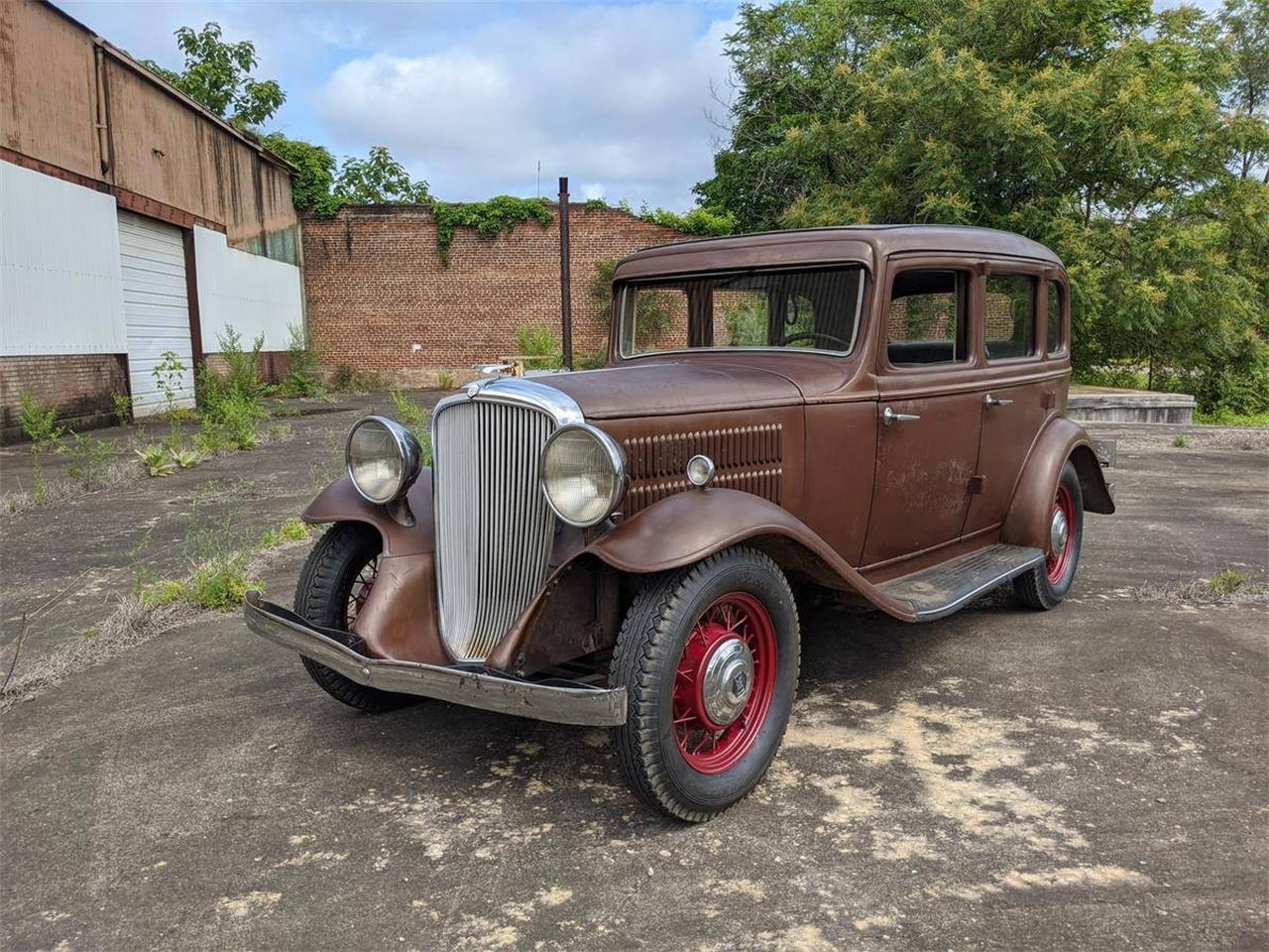 1932 Essex Terraplane (CC-1355527) for sale in Central, Virginia
