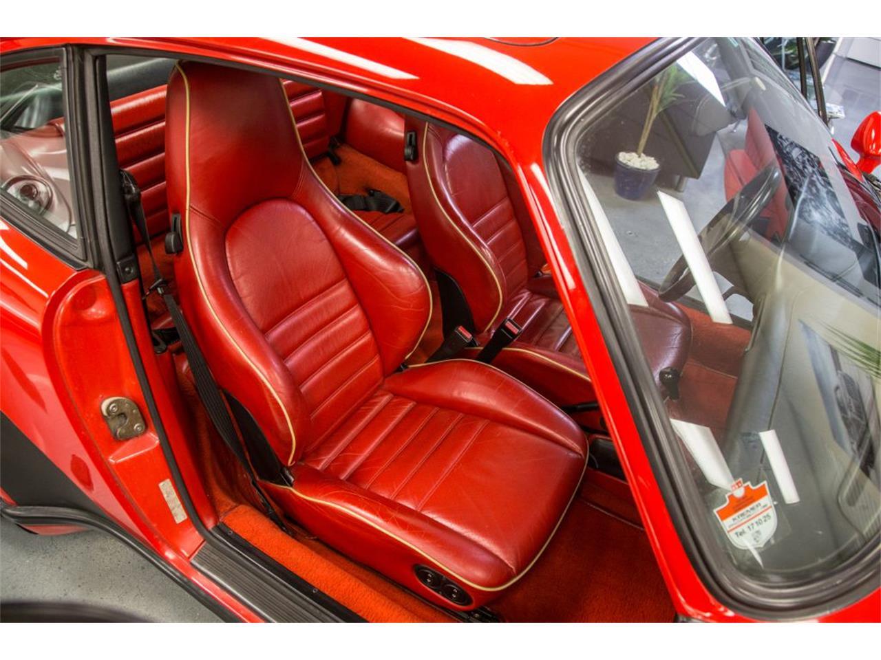 1986 Porsche 911 Turbo (CC-1350553) for sale in Houston, Texas