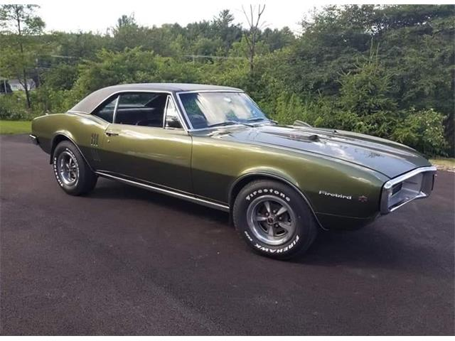 1967 Pontiac Firebird (CC-1355530) for sale in ST MARYS, Pennsylvania