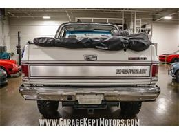 1987 Chevrolet Blazer (CC-1355542) for sale in Grand Rapids, Michigan