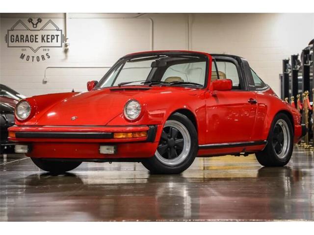 1981 Porsche 911 (CC-1355543) for sale in Grand Rapids, Michigan