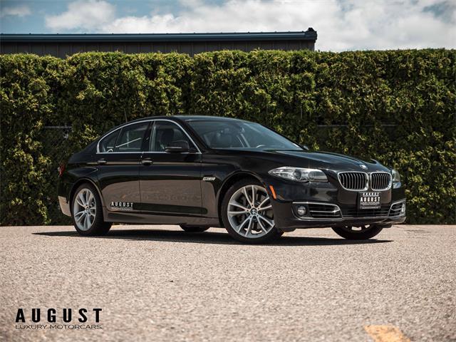 2014 BMW 5 Series (CC-1355557) for sale in Kelowna, British Columbia