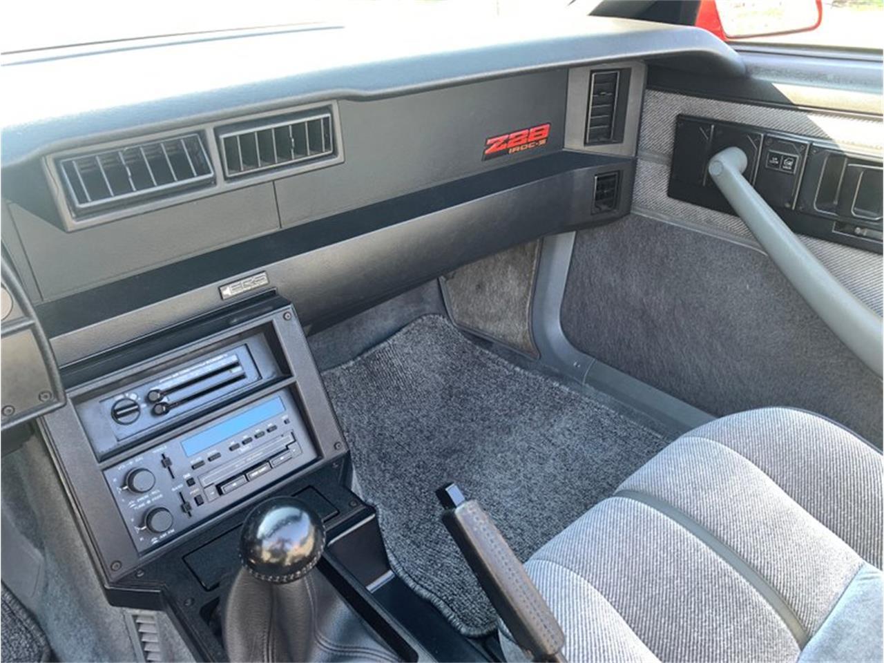 1988 Chevrolet Camaro (CC-1355558) for sale in Palmetto, Florida