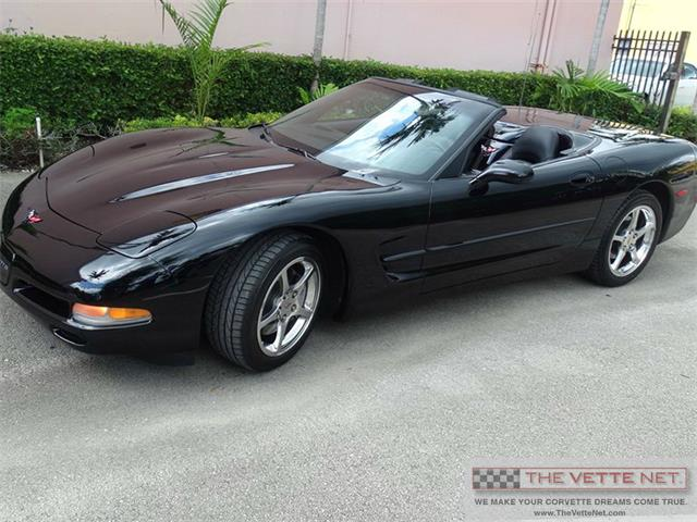 2002 Chevrolet Corvette (CC-1355559) for sale in Sarasota, Florida
